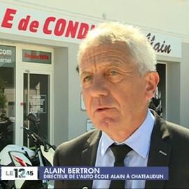 Alain Bertron